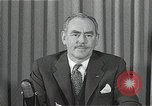 Image of Dean Acheson Washington DC USA, 1950, second 5 stock footage video 65675037497