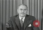 Image of Dean Acheson Washington DC USA, 1950, second 8 stock footage video 65675037497