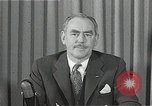 Image of Dean Acheson Washington DC USA, 1950, second 9 stock footage video 65675037497