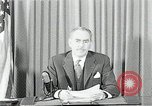 Image of Dean Acheson Washington DC USA, 1950, second 1 stock footage video 65675037498