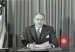 Image of Dean Acheson Washington DC USA, 1950, second 2 stock footage video 65675037498