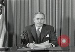 Image of Dean Acheson Washington DC USA, 1950, second 3 stock footage video 65675037498