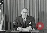 Image of Dean Acheson Washington DC USA, 1950, second 4 stock footage video 65675037498
