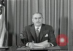 Image of Dean Acheson Washington DC USA, 1950, second 9 stock footage video 65675037498