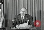 Image of Dean Acheson Washington DC USA, 1950, second 10 stock footage video 65675037498