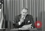 Image of Dean Acheson Washington DC USA, 1950, second 12 stock footage video 65675037498