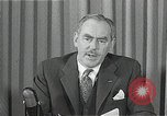 Image of Dean Acheson Washington DC USA, 1950, second 3 stock footage video 65675037499
