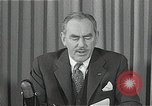 Image of Dean Acheson Washington DC USA, 1950, second 5 stock footage video 65675037499