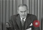 Image of Dean Acheson Washington DC USA, 1950, second 6 stock footage video 65675037499