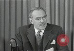 Image of Dean Acheson Washington DC USA, 1950, second 8 stock footage video 65675037499