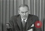 Image of Dean Acheson Washington DC USA, 1950, second 9 stock footage video 65675037499
