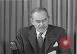 Image of Dean Acheson Washington DC USA, 1950, second 11 stock footage video 65675037499
