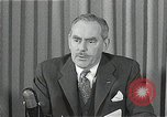 Image of Dean Acheson Washington DC USA, 1950, second 12 stock footage video 65675037499