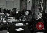 Image of Harry S Truman Washington DC USA, 1950, second 9 stock footage video 65675037500