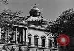 Image of Library of Congress Building 1940s Washington DC USA, 1940, second 8 stock footage video 65675037506