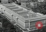 Image of US Department of Commerce Building Washington DC USA, 1952, second 3 stock footage video 65675037510