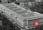 Image of US Department of Commerce Building Washington DC USA, 1952, second 5 stock footage video 65675037510