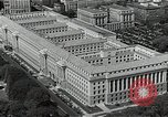 Image of US Department of Commerce Building Washington DC USA, 1952, second 6 stock footage video 65675037510