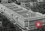 Image of US Department of Commerce Building Washington DC USA, 1952, second 7 stock footage video 65675037510