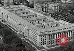 Image of US Department of Commerce Building Washington DC USA, 1952, second 8 stock footage video 65675037510