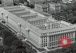 Image of US Department of Commerce Building Washington DC USA, 1952, second 9 stock footage video 65675037510