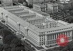 Image of US Department of Commerce Building Washington DC USA, 1952, second 11 stock footage video 65675037510