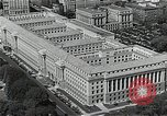 Image of US Department of Commerce Building Washington DC USA, 1952, second 12 stock footage video 65675037510