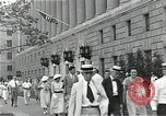 Image of Department of Labor building Washington DC USA, 1936, second 1 stock footage video 65675037511