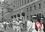 Image of Department of Labor building Washington DC USA, 1936, second 2 stock footage video 65675037511