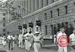 Image of Department of Labor building Washington DC USA, 1936, second 3 stock footage video 65675037511