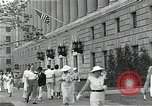 Image of Department of Labor building Washington DC USA, 1936, second 4 stock footage video 65675037511