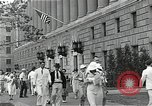 Image of Department of Labor building Washington DC USA, 1936, second 7 stock footage video 65675037511