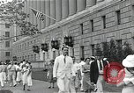 Image of Department of Labor building Washington DC USA, 1936, second 10 stock footage video 65675037511