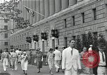 Image of Department of Labor building Washington DC USA, 1936, second 11 stock footage video 65675037511