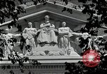 Image of National Archives building Washington DC USA, 1952, second 3 stock footage video 65675037512