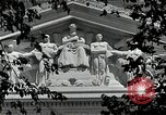 Image of National Archives building Washington DC USA, 1952, second 8 stock footage video 65675037512