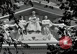 Image of National Archives building Washington DC USA, 1952, second 9 stock footage video 65675037512