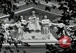 Image of National Archives building Washington DC USA, 1952, second 12 stock footage video 65675037512