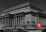 Image of Department of labor building Washington DC USA, 1935, second 8 stock footage video 65675037513