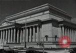 Image of Department of labor building Washington DC USA, 1935, second 11 stock footage video 65675037513