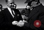 Image of Warden Johnston Alcatraz island California USA, 1947, second 5 stock footage video 65675037521