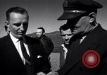 Image of Warden Johnston Alcatraz island California USA, 1947, second 8 stock footage video 65675037521