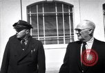 Image of Warden and Officersl Alcatraz island California USA, 1947, second 5 stock footage video 65675037522