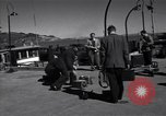 Image of military prison Alcatraz island California USA, 1947, second 8 stock footage video 65675037523