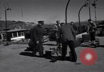Image of military prison Alcatraz island California USA, 1947, second 9 stock footage video 65675037523