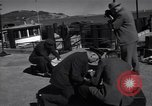 Image of military prison Alcatraz island California USA, 1947, second 10 stock footage video 65675037523