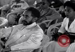 Image of Emperor Haile Selassie I Bombay India, 1952, second 3 stock footage video 65675037525