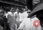 Image of Emperor Haile Selassie I Bombay India, 1952, second 4 stock footage video 65675037527
