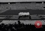 Image of opening ceremony of Olympics Kanto Japan, 1964, second 1 stock footage video 65675037536