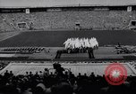 Image of opening ceremony of Olympics Kanto Japan, 1964, second 4 stock footage video 65675037536